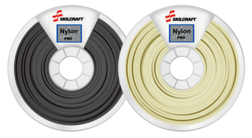 SKILCRAFT 3D Nylon Pro Filament Colors